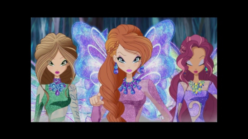 World Of Winx - S02E10 Technomagic Trap