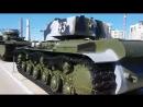 Верхнепышминский музей военной техники 30 04 2017 г