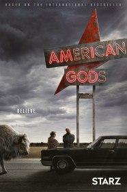 Американские боги / American Gods (Cериал 2017)