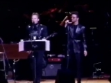 Sting &amp George Michael 1993 - Every breath you take