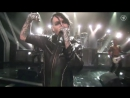 Marilyn Manson feat Rammstein - The Beautiful People ECHO 2012