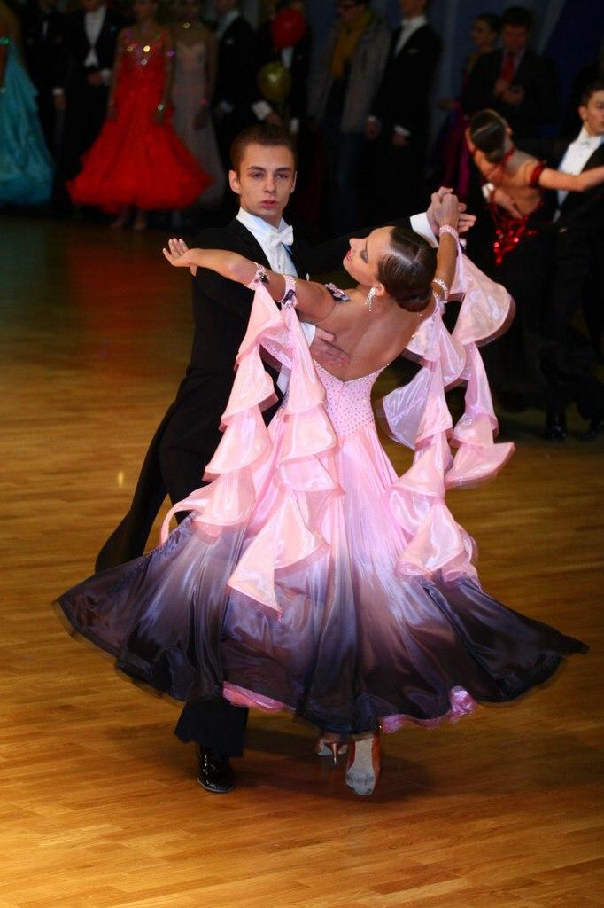 Фото платье юниоры латина