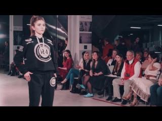 Показ коллекции спортивной одежды R-one fight fashion на Don Fashion week 2016!