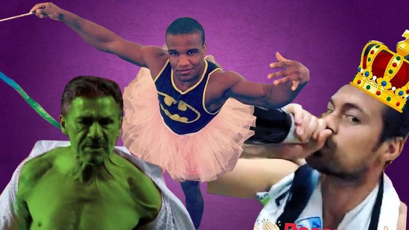Стриптиз тренера, борець у балетній пачці та баскетболіст-невдаха. Випуск ТСН Проспорт ТОП за 12 травня