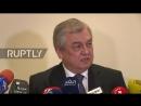 Комментарий главы российской делегации А.Лаврентьева по итогам первого дня встречи по сирийскому урегулированию в Астане