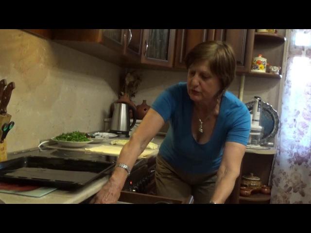 Мангольд и шпинат - от посева до пирогов. Часть 2.