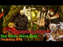 D&D 5 - The Walls Have Eyes Эпизод 6 - Белый Волк