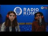 #OmNomNom - RADIOKIDSFM RIGA - AMINATA SAVADOGO [20.12.2016]