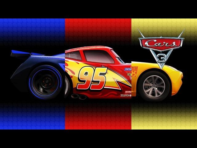 Прохождение Cars 3: Driven to Win / Тачки 3 - Cruz Ramirez Tow Mater 2