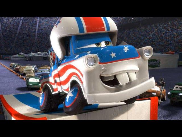 Прохождение Cars 3: Driven to Win / Тачки 3 - Guido Mater the Greater 4