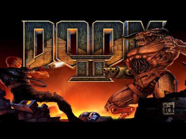 Прохождение Doom II: Hell on Earth [Ад на Земле] 7-11 уровни @ Ultra-Violence 2