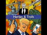 Heroes &amp Trolls (Smash Mouth Parody) ~ Rucka Rucka Ali