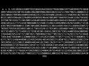 Pi as Music (C-major pentatonic)  –  π to 996 decimal places
