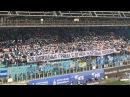Фанаты Зенита поют Волховскую застольную в память о годовщине начала блокады Л...