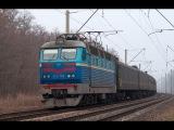 LED BF  ЧС4-109 (КВР)  № 357 Киев - Рахов