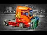 Дальнобойщики. Аварии и Угар - Euro Truck Simulator 2 (ETS2) Multiplayer