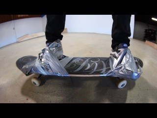 SHOES DUCT TAPED TO THE BOARD | STUPID SKATE EP 80