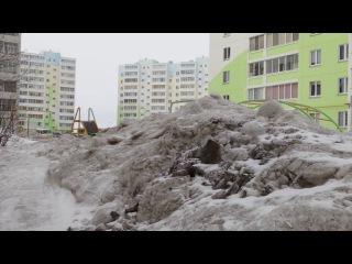 В Нижнекамске существует одна большая беда  дороги - телеканал Нефтехим (Нижне ...