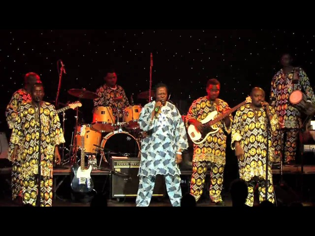 King Sunny Ade His African Beats - Me Le Se (Live on KEXP)