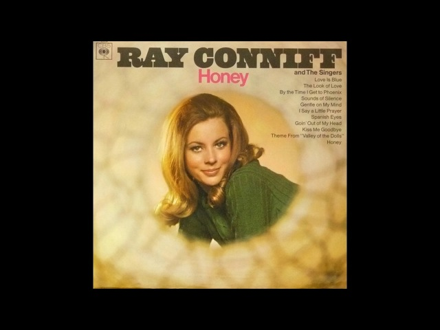 ❤ Ray Conniff ❤ – Honey 1968 (full album)