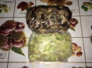 Заготовка грибов на зиму. Заготовка цветной капусты на зиму.