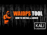 Как установить Waidps на Kali 2016.2 Rolling  How to install Waidps on Kali Linux