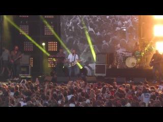 Выступление группы Сплин на фестивале фейерверков Ростех 2017