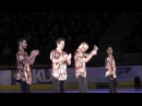 2016 Номер 4 Короля Плющенко Жубер Амодио Ригини Kings on Ice Таллин 5 11 2016