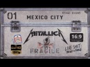 Metallica - Live Shit - Mexico City 1993 FULL HD Upscaled Remaster Widescreen, Live Shit Audio