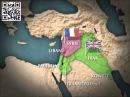 Situation du Moyen Orient et monde arabe