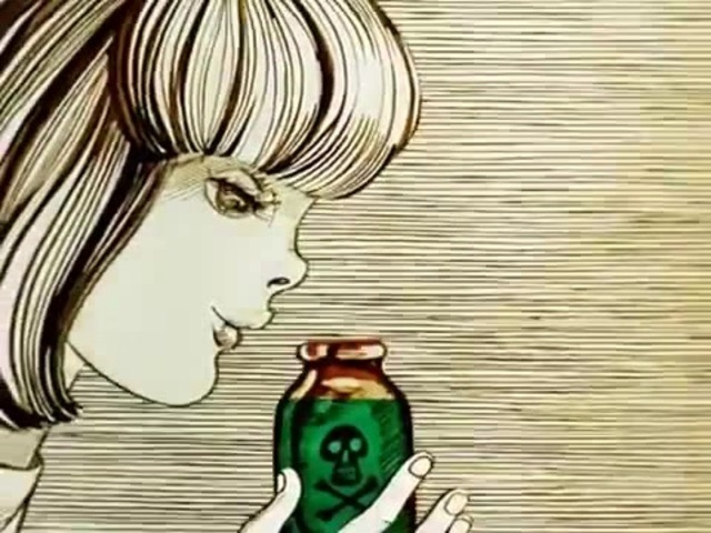 Алиса в Стране Чудес / Alice in Wonderland [RU] [drug] 18
