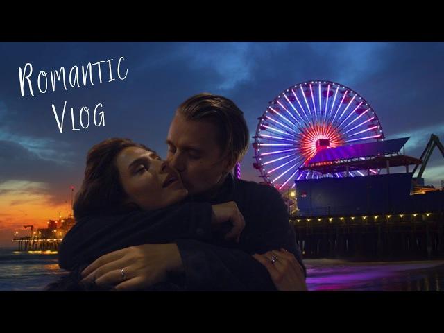 VLOG Очень личное видео. Романтический вечер ❤️️