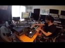 DUB DEEP SESSION Techno studio Jam SpaceEcho Prophet6 Tempest Octatrack Perfourmer Strymon