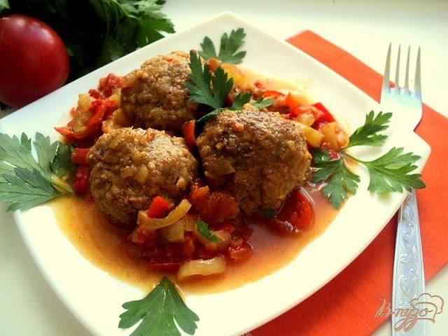 Тефтели, как в садике в мультиварке Moulinex Cook4Me. Meatballs, as in the garden.