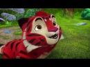 Лео и Тиг - Все серии подряд - мультфильм для детей о жителях тайги