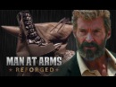 Logan X 23's Claws MAN AT ARMS REFORGED