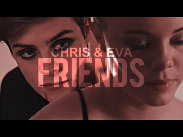 Chris eva | friends [4x10] ENG SUBS