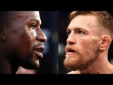 Conor McGregor humiliated abilities in boxing Floyd Mayweather