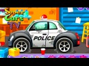 Trucks for kids Car Factory Game App Kids CAR WASH Videos for kids