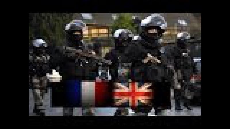 U. KINGDOM vs FRANCE Military Power Comparison | British Army VS French Army | 2016