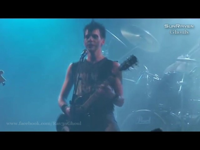 Ghost - Turn Live Unmasked Tobias Forge (Fan Edition MCC).(HQ)