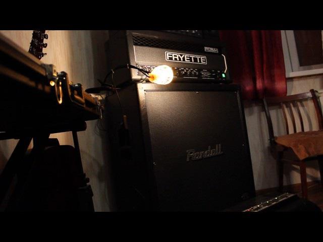 Fryette Pittbull Ultralead no od Randall XXL 4x12 V30