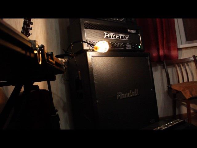 Fryette Pittbull Ultralead od maxon Randall XXL 4x12 V30