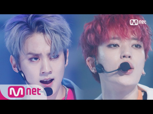 TEEN TOP Love is Comeback Stage M COUNTDOWN 170406 EP 518