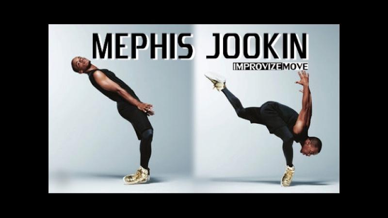 MEMPHIS JOOKIN improbable dance style