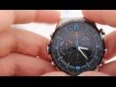 Casio EDIFICE ERA-300DB-1A2 - инструкция, как настроить часы от PresidentWatches