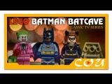Обзор ЛЕГО Бэт-Пещера артикул 76052 | Lego Batman Classic TV Series - BATCAVE