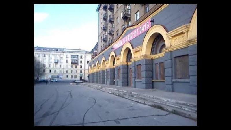 Магнитогорск, левый берег (02.11.2013)