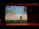 Танець з стрічкою Влада Куриная