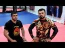 Армен Ананян Часть 10 Выход из Full mount с переходом на удушающий